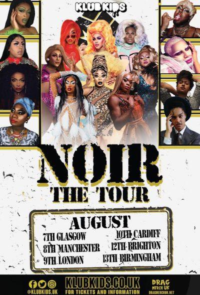 NOIR The Tour Klub Kids