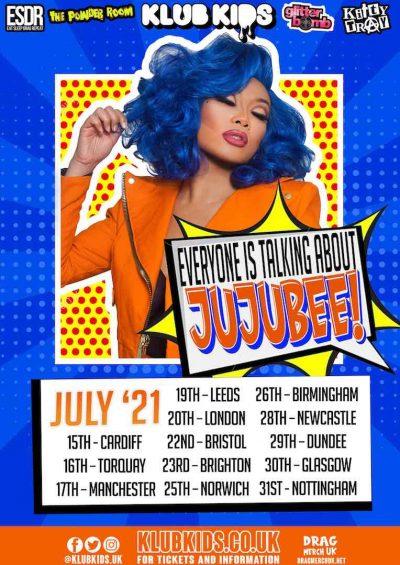 Jujubee New Dates copy